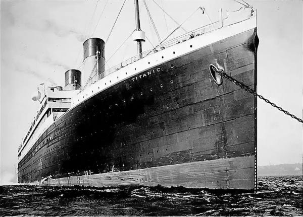 Даты: 15 апреля 1912 году затонул Титаник