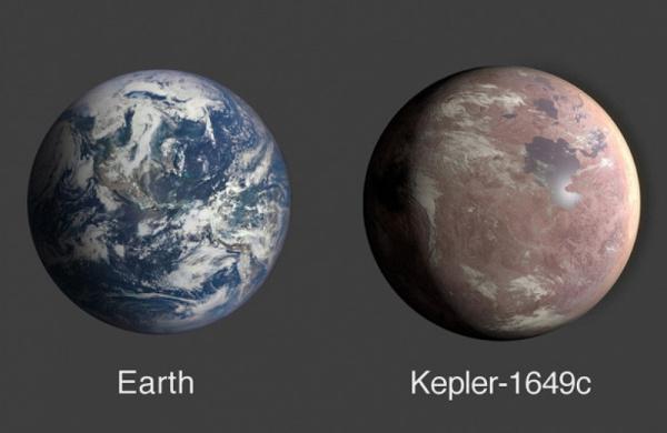Интересное: Ученые нашли планету, похожую на обитаемую больше, чем другие