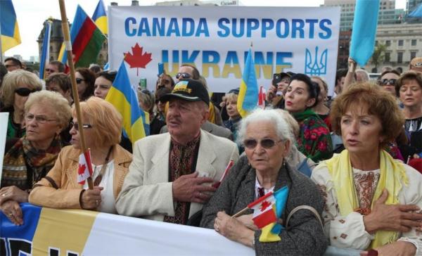 Страны: *Канадские* читатели: искренне надеюсь, что Путин и его режим окажутся на свалке истории