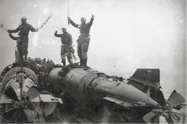 История: Кайтэн: человек-торпеда