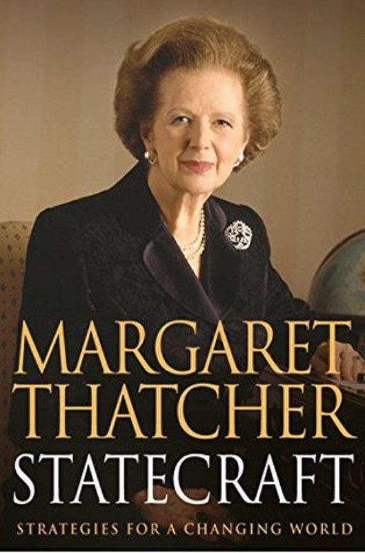 Политика: Маргарет Тэтчер о России, США и Холодной войне