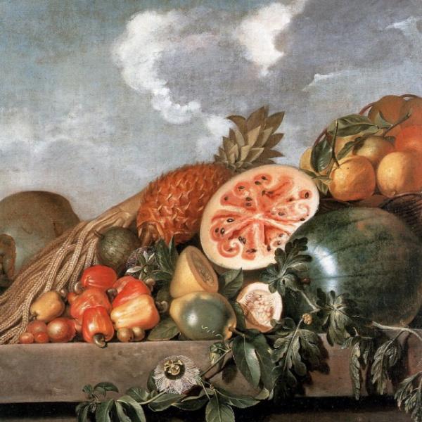 Интересное: Эволюция арбуза в натюрмортах
