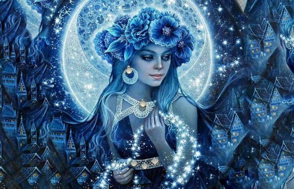 Интересное: Легенды о Луне у разных народов планеты