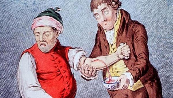 История: Как раньше боролись с чумой