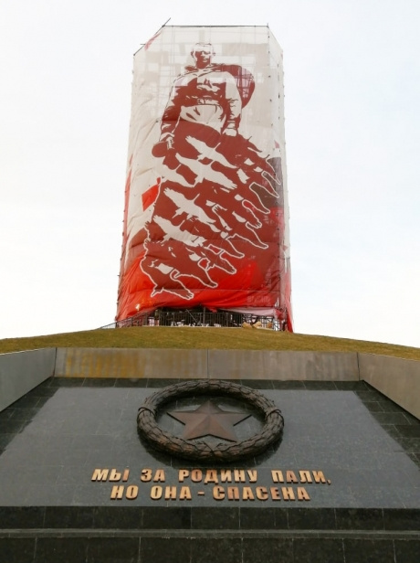 Общество: Скульптор грандиозного Ржевского мемориала о своём творении