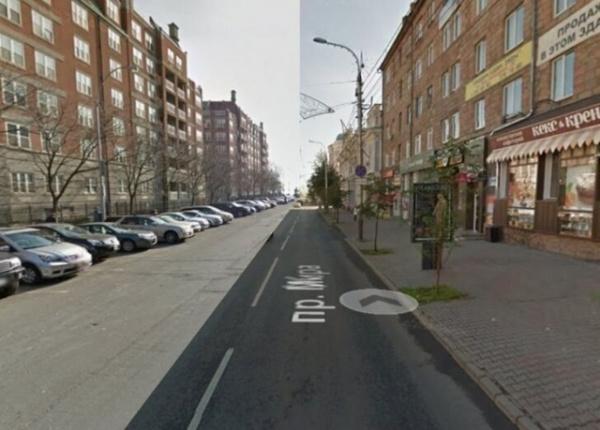 Интересное: Соединили улицы Красноярска и Нью-Йорка и что из этого получилось