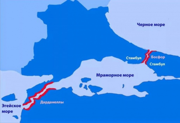 Политика: Как ссср хотел овладеть проливами Босфор и Дарданеллы
