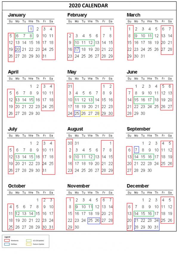 Технологии: Windows 10 May 2020 Update выйдет в период с 26 по 28 мая?