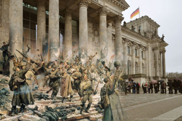 Политика: В Берлине заявили, что только Германия виновна во Второй мировой войне