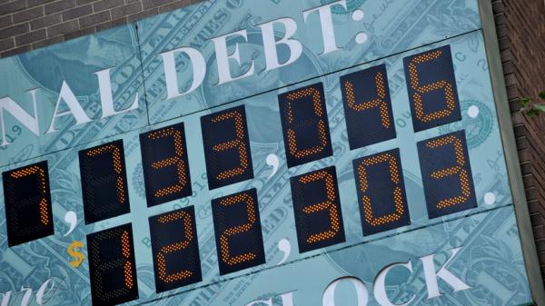 Экономика: Государственный долг США впервые превысил  триллионов