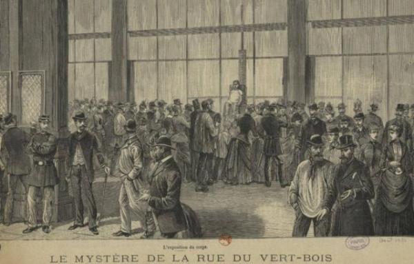 Безумный мир: Смерть как развлечение:  в конце 19 века туристы стекались в морг, чтобы поглазеть на трупы