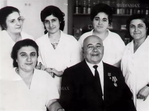Интересное: Отец армянского коньяка