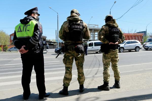 Блог djamix: Кондратьев продлил режим карантина в Краснодарском крае до 23 мая