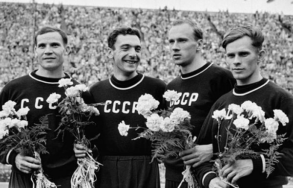 Спорт: Почему Советский Союз не принимал участие в Олимпийских Играх до 1952 года