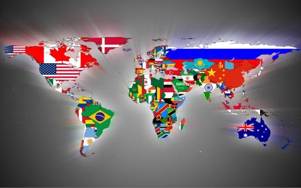 Страны: Происхождение названий государств