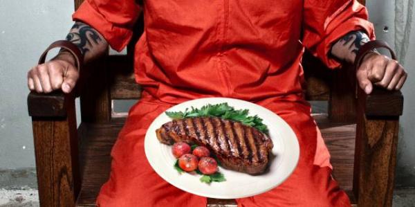 Право и закон: Последняя трапеза перед казнью