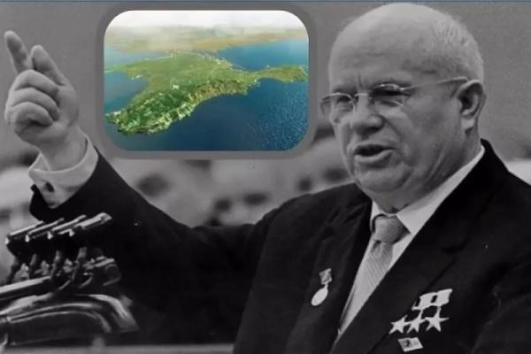 История: Передача Крыма Украине: зачем Хрущев это сделал