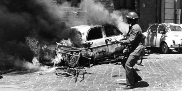 Криминал: Мафия, неофашисты и власть в Калабрии