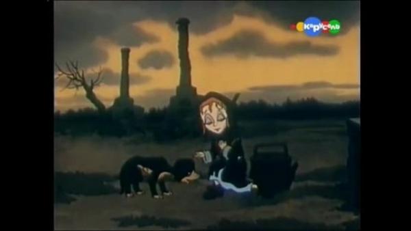 Интересное: Депрессивные и мрачные советские мультфильмы
