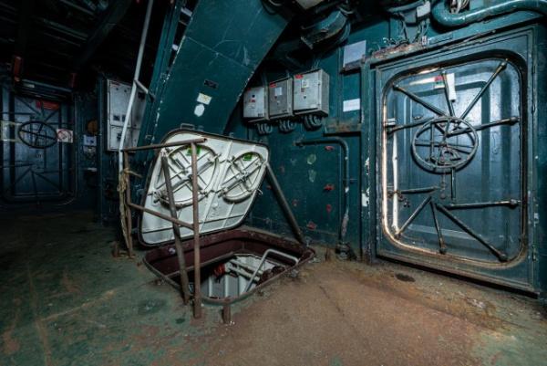 Интересное: Прогулка по старому ракетному крейсеру