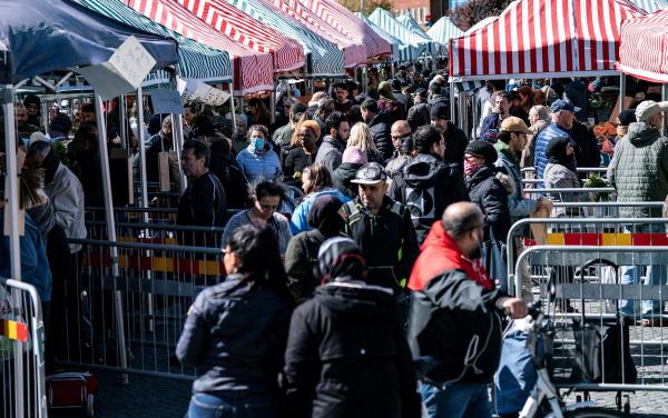 Коронавирус: Швеция вышла в европейские лидеры по смертности от коронавируса