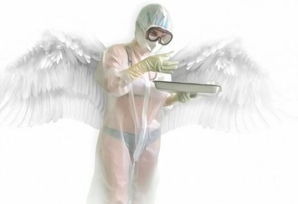 Интересное: Тульская медсестра стала знаменитостью