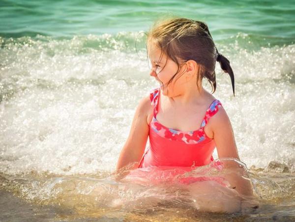 Реклама: На отдых к морю с детьми – конечно же - в Алушту!