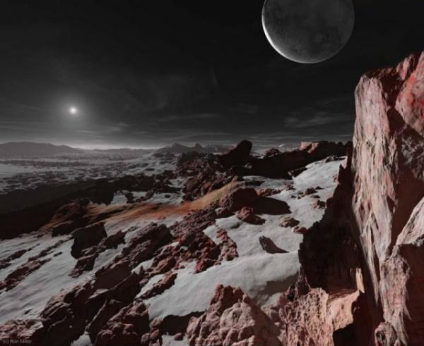 Интересное: Рассвет на разных планетах Солнечной системы