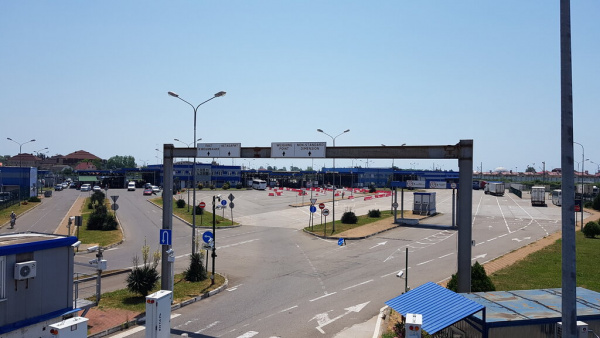 Блог djamix: Граница с Абхазией пока останется закрытой