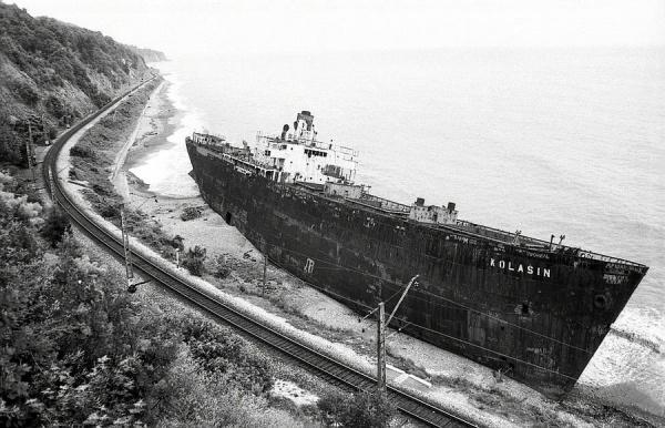 Интересное: Кораблекрушения Большого Сочи