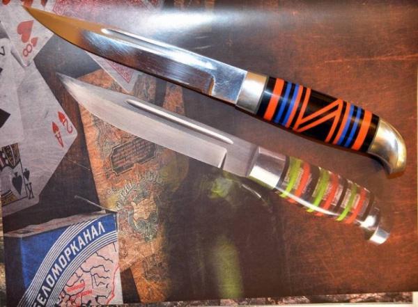 Интересное: Финка или финский нож. История происхождения