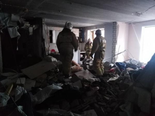 Происшествия: В Самаре в Крутых Ключах в многоквартирном доме рванул газ