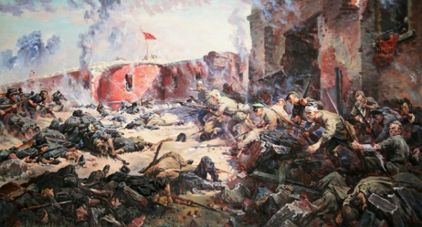 Война: Вторжение Германии в СССР