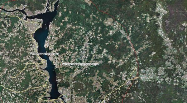 Интересное: Метеориты, оставившие свой след в России