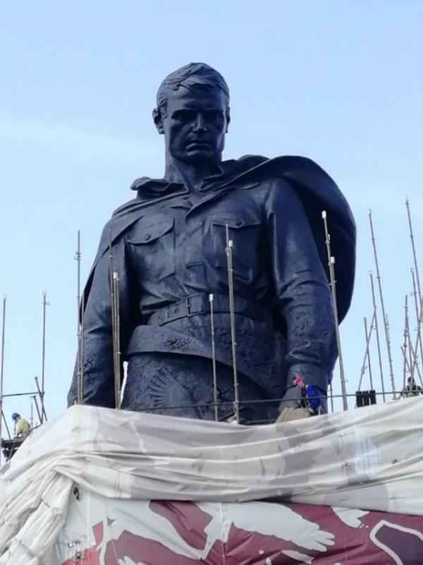 Новости: Подготовка к открытию Ржевского мемориала находится на финальной стадии