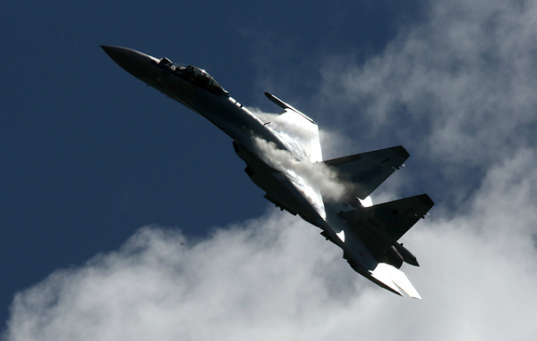 Интересное: Россия провела эксперимент по применению роя истребителей под управлением СУ-57