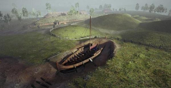 Интересное: В Норвегии будет раскопан корабль викингов