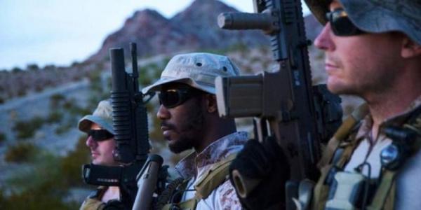 Война: Почему в американском спецназе мало негров