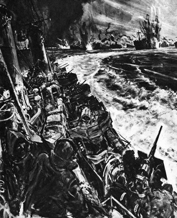 Война: Что бы почитать - Корабль Его Величества Улисс