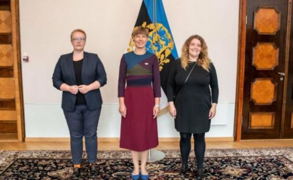 Прибалтика: Президент Эстонии Кальюлайд стала «радужным героем» в глазах гей-сообщества