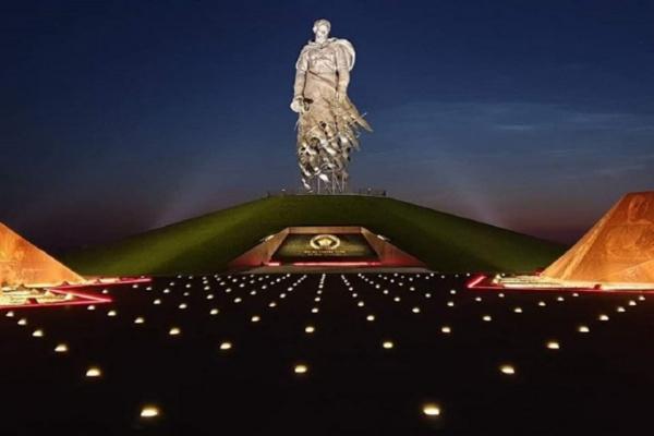 Общество: Ржевский мемориал Советскому солдату посетили больше 30 тысяч человек