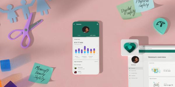 Технологии: Релиз приложения Microsoft Family Safety для Android и iOS