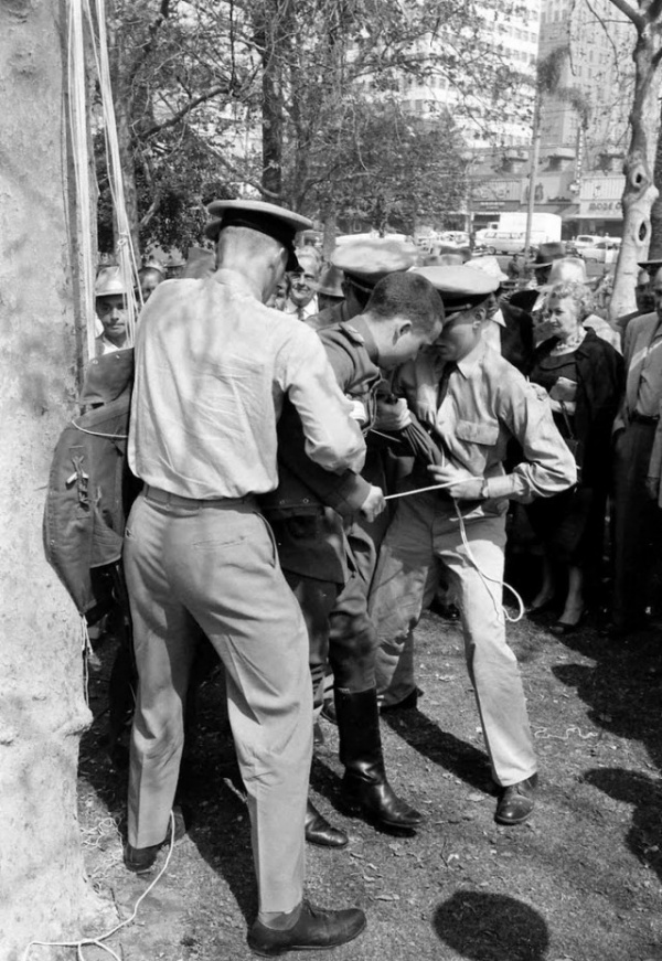 История: Высадка советского десанта в Калифорнии