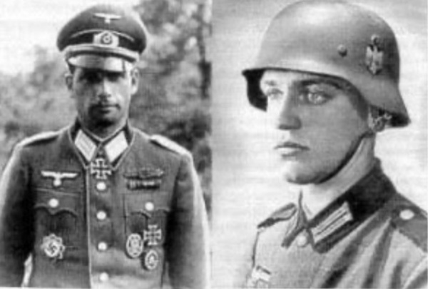 История: Еврейские солдаты Гитлера