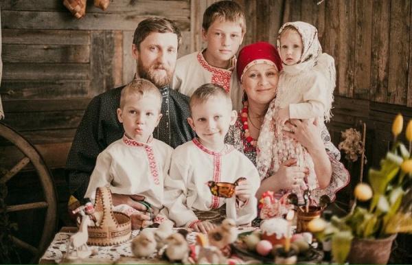 Семья: Обряды на зачатие у наших предков