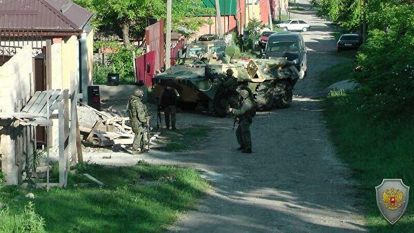 Терроризм: Минус два: двух шайтанов отработали в селе Троицкое Сунженского района Ингушетии