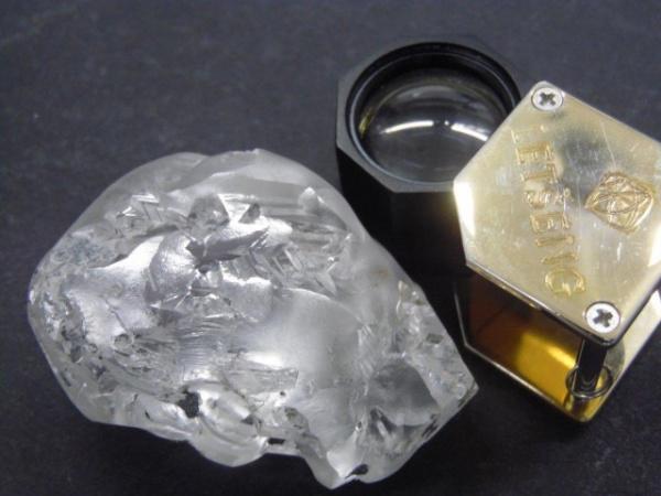 Интересное: В Южной Африке добыли один из крупнейших алмазов в мире