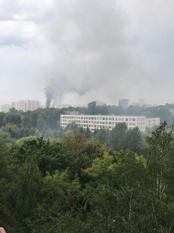 Происшествия: В Москве на улице Кубинка – взрыв в жилом доме