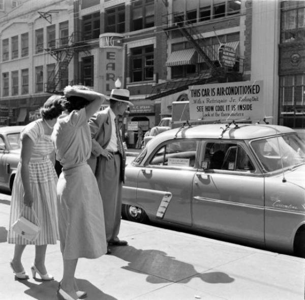 Интересное: Как появились первые автомобильные кондиционеры