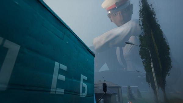 Игры: Симулятор побега: Militsioner :-)